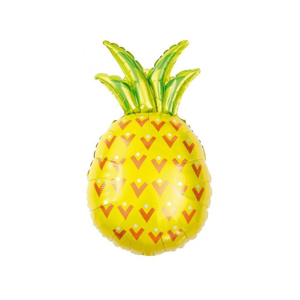 "Ballon mylar ""ananas"" - 73 cm"