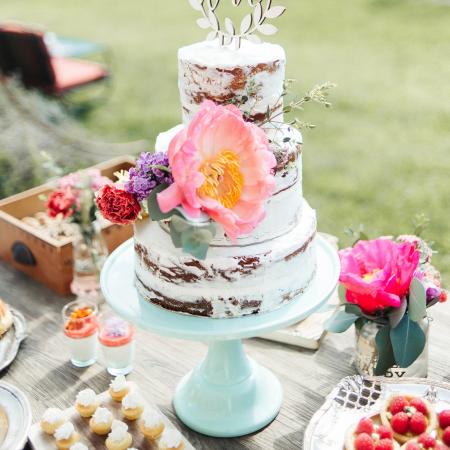 Support menthe à gâteaux - 30 cm