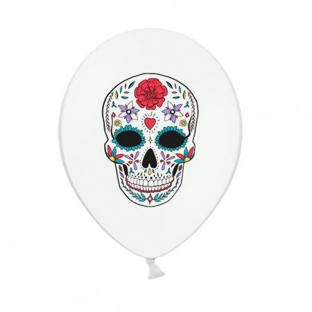"Ballon ""dias de los muertos"" -  30 cm"