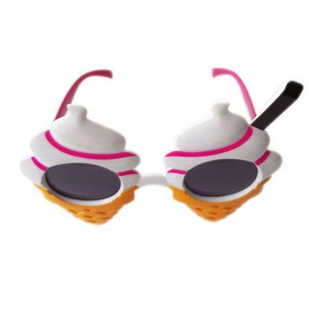 """Paire de lunettes """"glaces"""""""