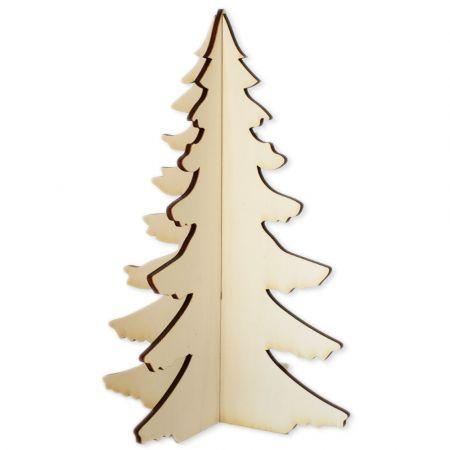 Sapin en bois - Grand modèle