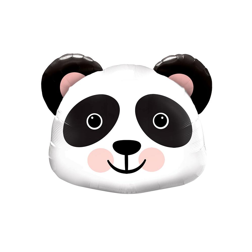 Ballon tête de panda - 77 cm