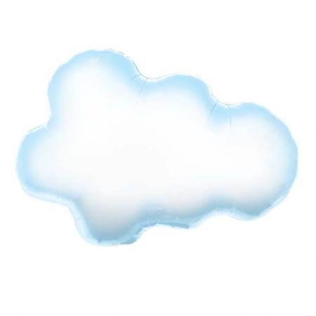Ballon nuage - 75 cm