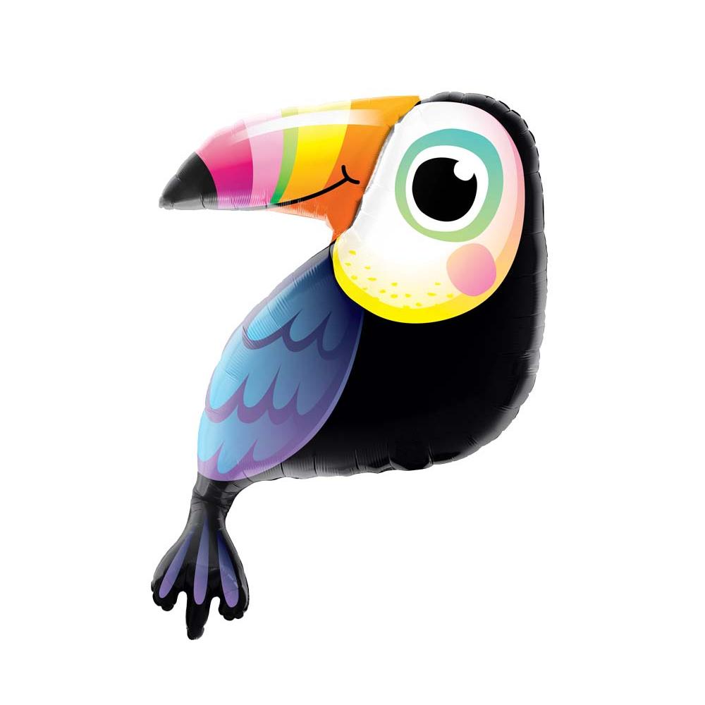 Ballon toucan - 100 cm