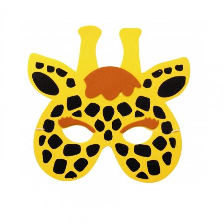 "Masque enfant ""girafe"""