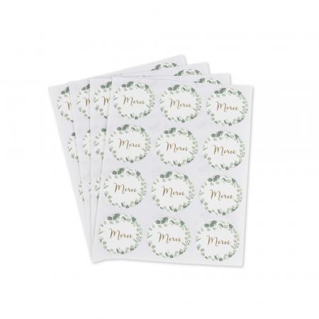 stickers merci eucalyptus