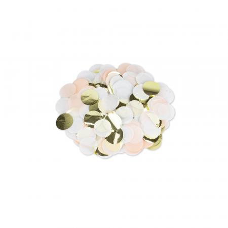 36 g confettis ronds pêche,...