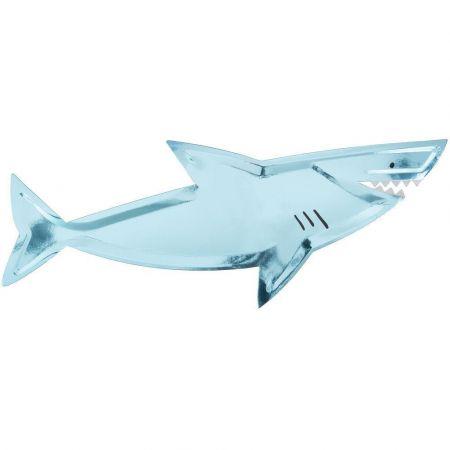 """4 plateaux """"requin"""" - 56 cm"""