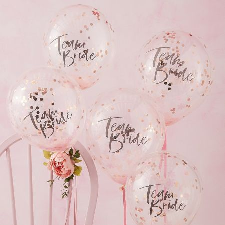 ballons team bride evjf