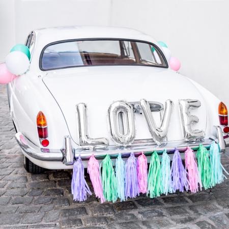 Kit déco voiture des mariés...