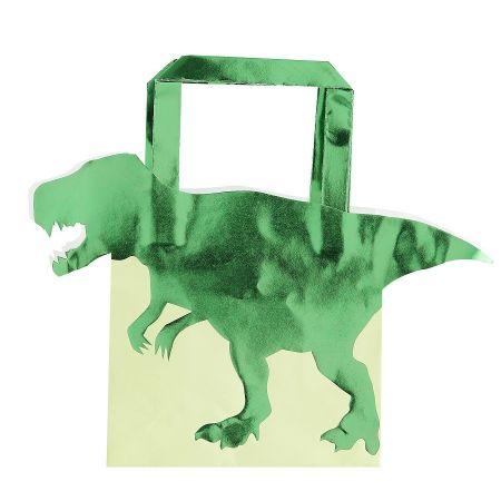 sachet cadeaux dinosaures
