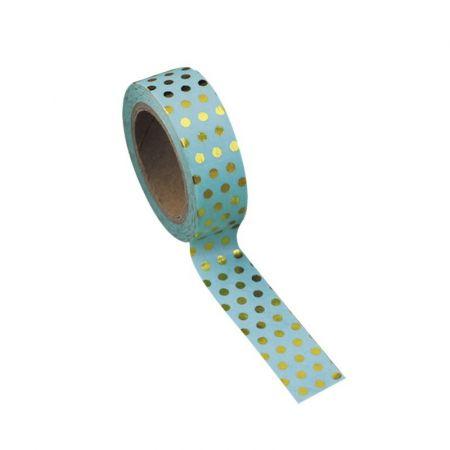 """10 m masking tape """"aqua..."""