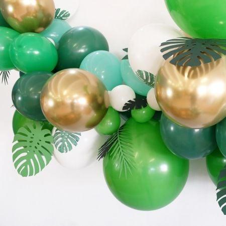 Ballon vert prairie  - 13 cm