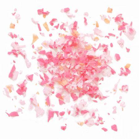 50 g confettis roses