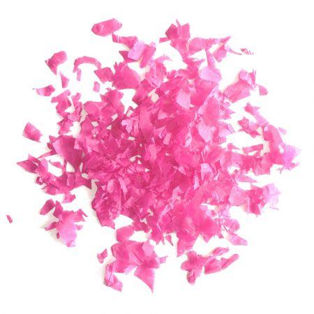 100 g confettis Fushia