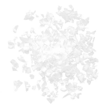 100 g confettis Blancs