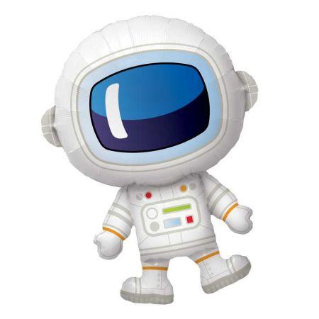Ballon mylar astronaute...