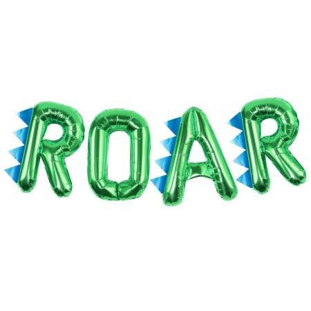 """Guirlande de ballons """"ROAR..."""
