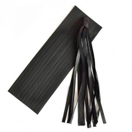 5 tassel noires
