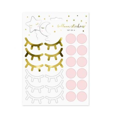 """Stickers """"jolis yeux et..."""
