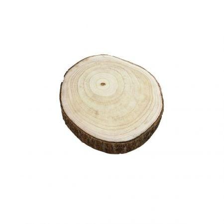 Petit rondin de bois - 15 cm