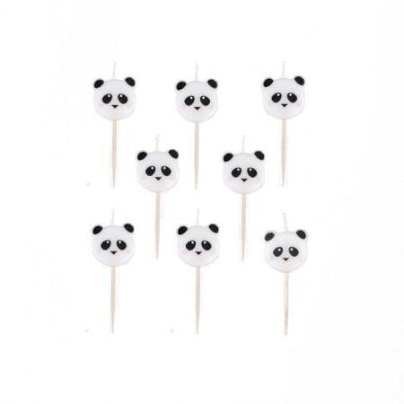 "8 bougies""panda"""