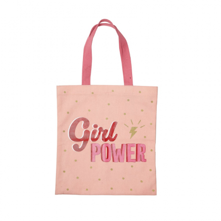 "Tote bag ""Girl Power"""