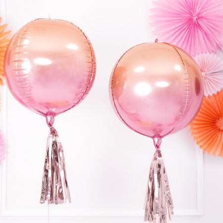 """Ballon bulle """"sorbet"""" - 35 cm"""