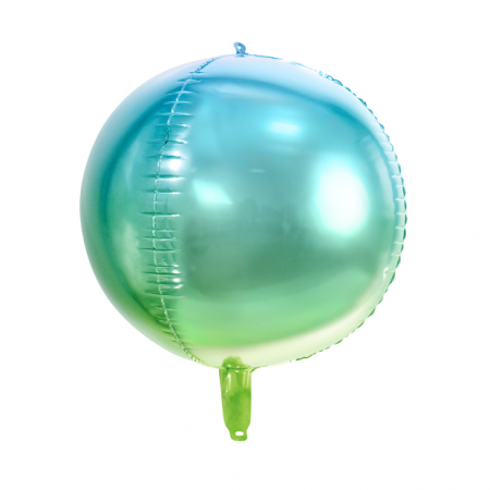 """Ballon bulle """"iceberg"""" - 35 cm"""