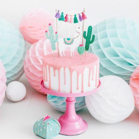 """5 pics à gâteaux """"cactus"""""""