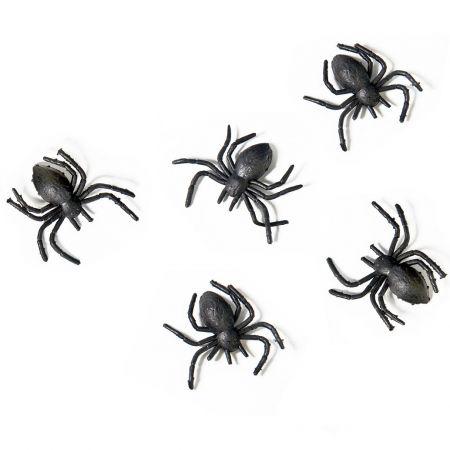 10 petites araignées
