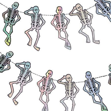 "Guirlande ""squelettes"" -..."