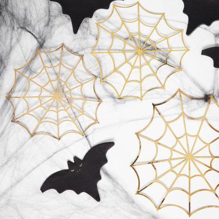 Lot de 3 toiles d'araignées...