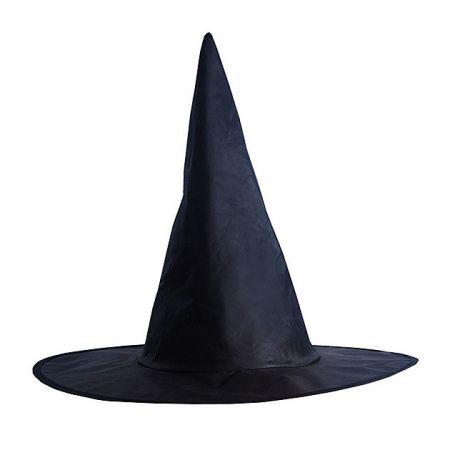Chapeau de sorcière...