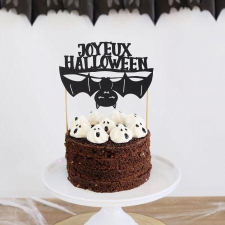 "Cake topper ""chauve-souris""..."