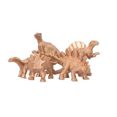 "5 figurines ""dinosaures"""