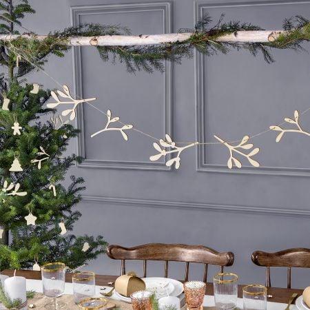 """Guirlande en bois """"branches..."""