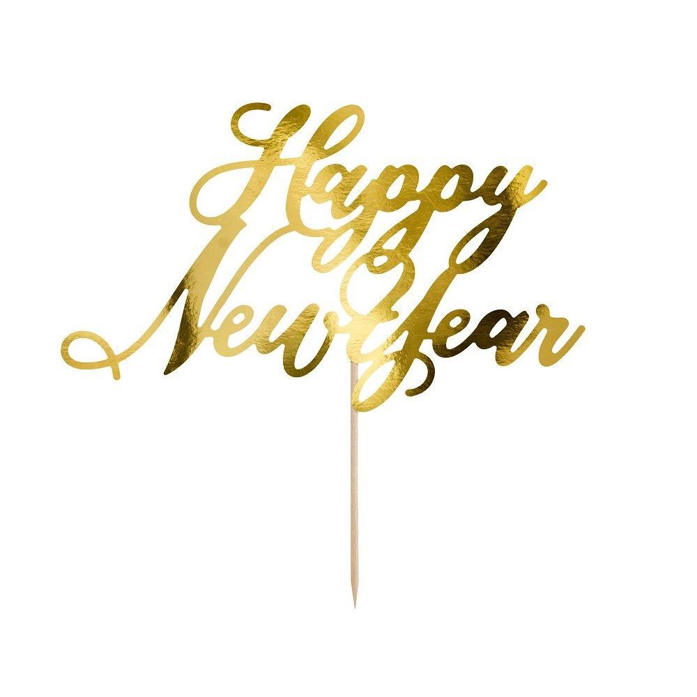 2020 Nouvel an Decoration New Year Rosace Papier Tassel Guirlande Ballon Deco Or Noir Kit