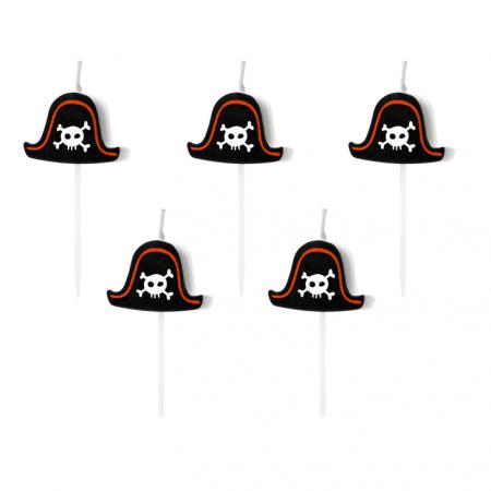 "5 bougies ""pirate"""