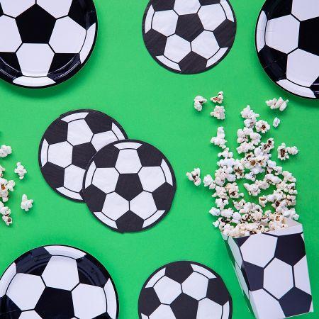 "20 serviettes ""football"" -..."