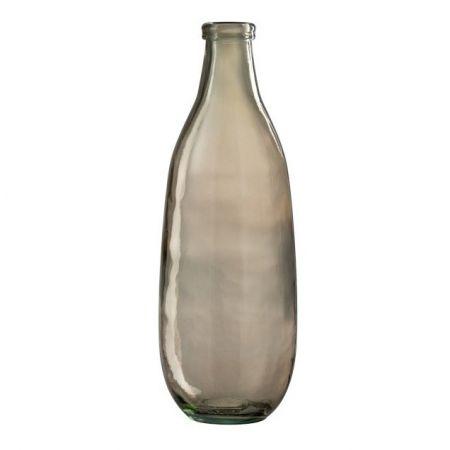 Grande bouteille en verre...