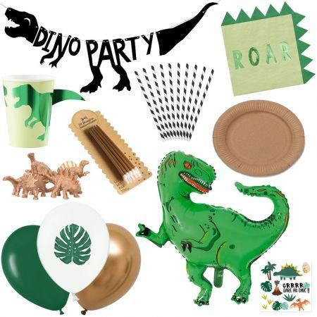 Box anniversaire dinosaure