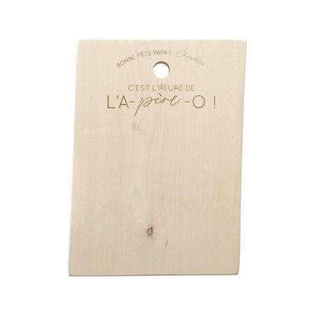 Planche apéro en bois...