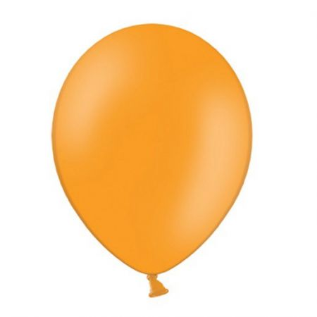 Ballon orange -  28 cm
