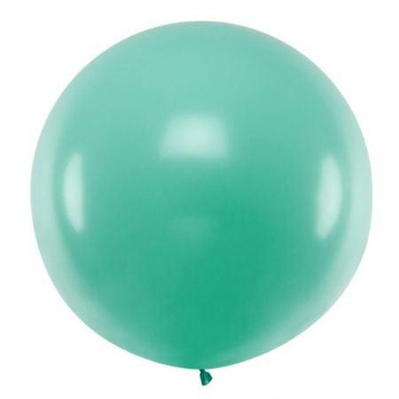 Ballon menthe - 1 m