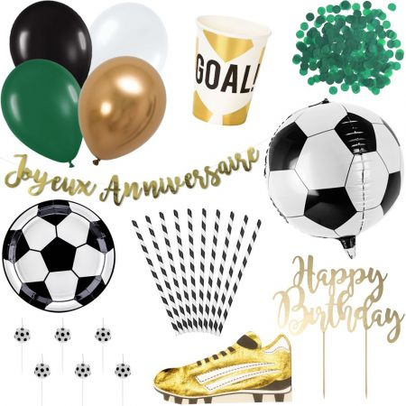 Box anniversaire football