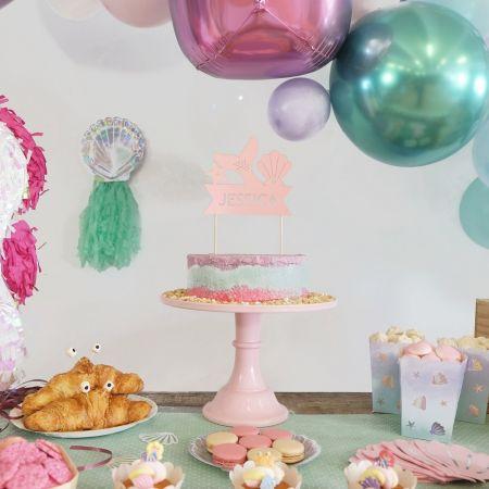 Support rose à gâteaux - 30 cm