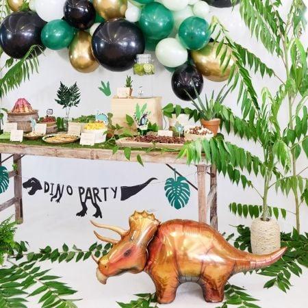 """Ballon """"Dinosaure tricératops"""" - 125 cm"""