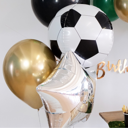 "Ballon mylar ""football"" -..."