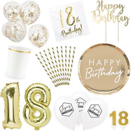 Box anniversaire 18 ans